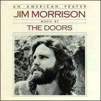 The Doors - An American Prayer CD (album) cover