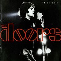 The Doors - In Concert CD (album) cover