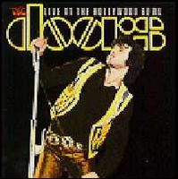 The Doors - Live At The Hollywood Bowl CD (album) cover