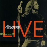 The Doors - Absolutely Live CD (album) cover