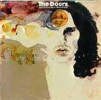 The Doors - Weird Scenes Inside The Gold Man CD (album) cover