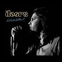 The Doors - Live In Detroit CD (album) cover