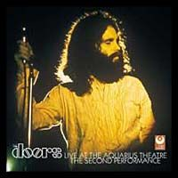 The Doors - Live At The Aquarius Theatre: The Second Performance CD (album) cover