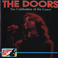 The Doors - The Celebration Of The Lizard CD (album) cover