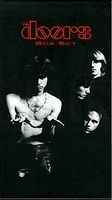 The Doors - The Doors Box Set CD (album) cover