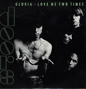 The Doors - Gloria CD (album) cover
