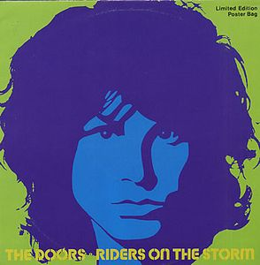 THE DOORS - Riders On The Storm CD album cover