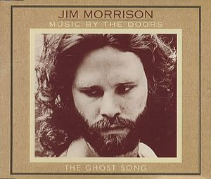 The Doors - The Ghost Song CD (album) cover