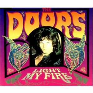 The Doors - Light My Fire CD (album) cover