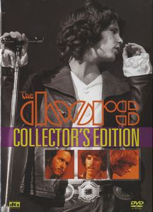 The Doors - Collector's Edition DVD (album) cover