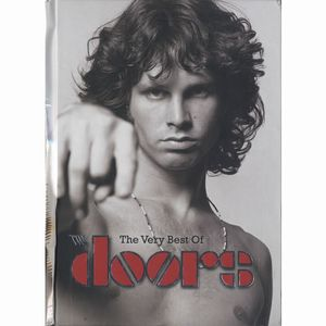 The Doors - The Very Best Of CD (album) cover