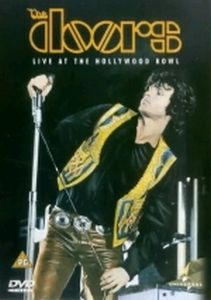 The Doors - Live At The Hollywood Bowl DVD (album) cover