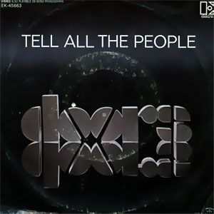 The Doors - Tell All The People CD (album) cover