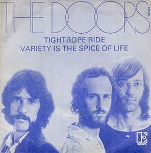 The Doors - Tightrope Ride CD (album) cover