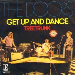 The Doors - Get Up And Dance CD (album) cover