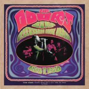 The Doors - Live In Pittsburgh 1970 CD (album) cover