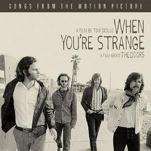 The Doors - When You're Strange (ost) CD (album) cover