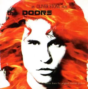 The Doors - The Doors Ost CD (album) cover