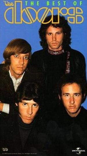 The Doors - The Best Of The Doors DVD (album) cover
