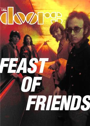 The Doors - Feast Of Friends DVD (album) cover
