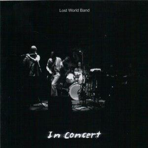 Lost World - In Concert CD (album) cover