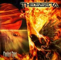 Thessera - Fooled Eyes CD (album) cover