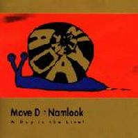 Pete Namlook - Move D / Namlook II - A Day In The Live ! CD (album) cover