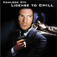 Pete Namlook - Namlook XIII CD (album) cover