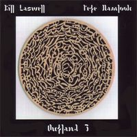 Pete Namlook - Outland 3 (with Bill Laswell) CD (album) cover