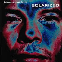 Pete Namlook - Namlook XIV - Solarized CD (album) cover