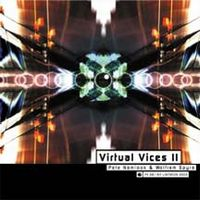 Pete Namlook - Virtual Vices 2 (with Wolfram Der Spyra) CD (album) cover
