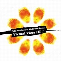 Pete Namlook - Virtual Vices III (with Wolfram Der Spyra) CD (album) cover