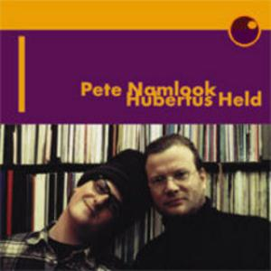 Pete Namlook - Pete Namlook / Hubertus Held (with Hubertus Held) CD (album) cover