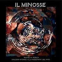 Goad - Il Minosse CD (album) cover