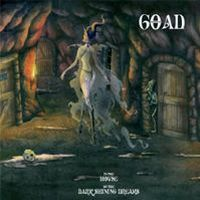 Goad - In The House Of Dark Shining Dreams CD (album) cover