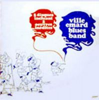 Ville Emard Blues Band - Ville Emard Blues Band CD (album) cover