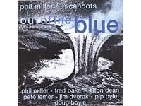 Phil Miller - Out Of The Blue CD (album) cover