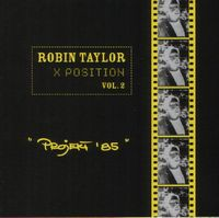 Robin Taylor - X Position Vol.2 CD (album) cover