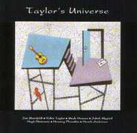 Robin Taylor - Taylor's Universe CD (album) cover