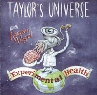 Robin Taylor - Experimental Health (Taylor's Universe With Karsten Vogel) CD (album) cover