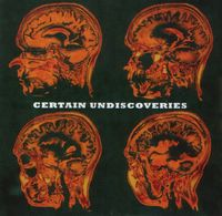 Robin Taylor - Certain Undiscoveries (Taylor's Universe) CD (album) cover