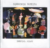 Robin Taylor - Special Alloy (Communio Musica) CD (album) cover