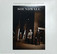 Robin Taylor - Soundwall (taylor's Universe) CD (album) cover