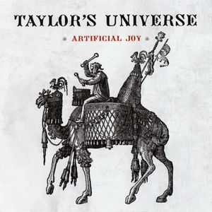 Robin Taylor - Artificial Joy (taylor's Universe) CD (album) cover