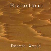 Brainstorm (aus) - Desert World CD (album) cover