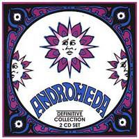 Andromeda (uk) - Definitive Collection CD (album) cover
