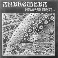 Andromeda (uk) - Return To Sanity CD (album) cover