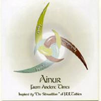 Ainur - From Ancient Times CD (album) cover