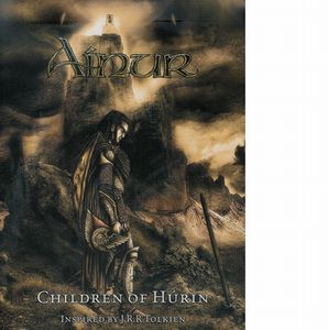 Ainur - Children Of Hurin - Deluxe Edition DVD (album) cover