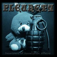 FLEURETY - Department Of Apocalyptic Affairs CD album cover